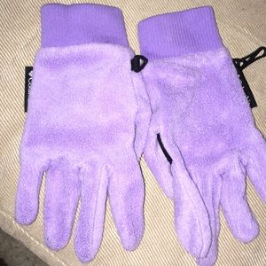 Girls fleece glove by Columbia